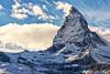 Matterhorn 1 (Wolfgang Staudt) Tags: gornergrat matterhorn zermatt bergbahn schweiz alpen europa berge wandern wanderweg sonnig winter wallis panorama walliseralpen hochgebirge berghotel hohtaelli skigebiet sehenswert attraktion tourismus viertausender monterosa lyskamm