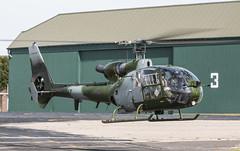 EGVP - Aerospatiale SA341B Gazelle AH1 - Army Air Corps - XW847 (lynothehammer1978) Tags: egvp aacmiddlewallop armyaircorps aac army britisharmy xw847 aerospatialesa341bgazelleah1