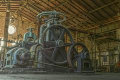 Large machine in factory (Aleoko) Tags: challengegamewinner factory