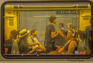 Chapeau À Trocadéro  (Explore 5)
