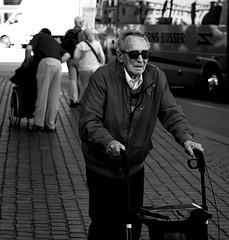 (SBJRN) Tags: streetphotography asbjrnandersensjllandfotografstreet canon6d canonef2470mmf28l contrast bnw sunlight unusual denmark danmark danish detailed depthoffield dark dof dansk dailyupload old white black city candid