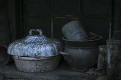 Forgotten (manuegali) Tags: old blue stilllife grey forgotten naturemorte