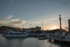 vistas BCN (Pat Celta) Tags: barcelona trip nikon d70 viajes vacaciones nikkor18140mm