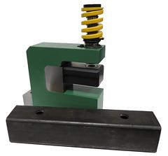 Custom AE Mandrel Tube Punching Unit (UniPunch) Tags: