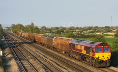 66030 (MSRail Photography) Tags: 66 freight metals class66 ews