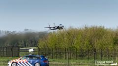 Low take off! (Caspar Smit) Tags: nikon fighter eagle aircraft aviation jet airforce usaf leeuwarden f15 mcdonnelldouglas frisianflag d7000 ehlw 840031 atlanticresolve