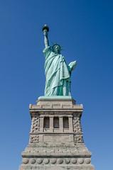 Liberty (Spannarama) Tags: usa newyork statue blueskies statueofliberty libertyisland