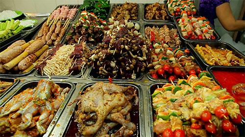 Nét đẹp riêng biệt, độc đáo chỉ có trong văn hóa ẩm thực đường phố Việt Nam