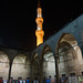 2015-03-30 04-15 Nepal 018 Zwischenstopp Istanbul, Sultan Ahmed Camii (Blaue Moschee)