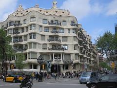 IMG_1386 (rbarlow16) Tags: barcelona mila gaudi pedrera