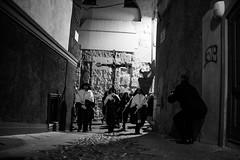 Il bene e il male (Antonio Crisponi) Tags: male chiesa antonio cagliari santo satana bene pasqua cattolica rito processione religione crocifisso efisio crisponi