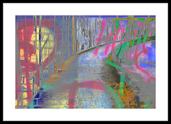 Bridge 2 (rihaje588) Tags: abstract color form metaphor impressionist impressionistic symbolic interpretive