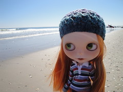 May 21, Blythe a Day - Wish I were here...
