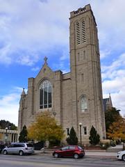 Cheyenne, WY Cathedral of St Mary (army.arch) Tags: church catholic cathedral wyoming cheyenne wy