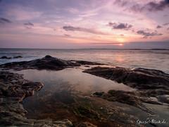 Sunset Rekawa Beach II (Ineound) Tags: sunset sun seascape nature digital landscape four dawn seaside sonnenuntergang angle spiegel natur wide olympus micro srilanka landschaft sonne blick cl omd thirds sww m43 mft uww f456 em5 spiegelblick microfourthirds 43 918mmf456 mzuiko spiegelblickde mzuiko918 mzuiko918mmf456 mzd918mmf456 mzuiko918f456 spiegelblickde 918mm 1456