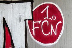 Nix war's mit der Relegation ...   [Explored] (fotomanni.de) Tags: 1fcn club fusball glubb graffiti pleinfeldumgebung bayern franken mittelfranken