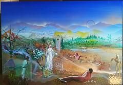 Matrimonio conteso (Artlynow galleria d'arte) Tags: quadro paesaggio artista pittura dipinto quadroastratto eriksheller