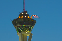 DSC_2419 (Eleu Tabares) Tags: travel vacation sky tower night ride lasvegas outdoor nevada insanity stratosphere