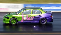 Evo (Fast an' Bulbous) Tags: santa england hot car race speed drag spring pod nikon automobile track power outdoor may gimp fast sunny strip vehicle panning motorsport d7100