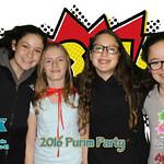 Purim Carnival 2016