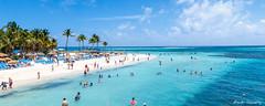 Esto es Puerto Rico ! (NorthN) Tags: travel blue sky tourism beach del palms fun island sand puertorico shoreline el resort tropical pr caribbean turismo fajardo isla encanto palomino conquistador palominito beautifuldestinations