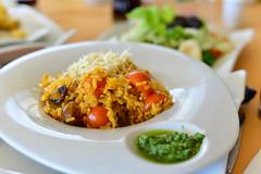 Risotto al Funghi (debdamone) Tags: food funghi risotto