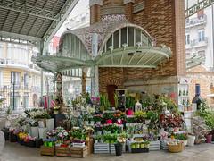Floristería (Alejandro_Martínez_Couto) Tags: valencia mercadodecolón floristería