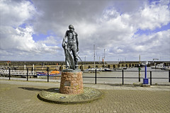 The Ancient Mariner (Elaine 55.) Tags: from sculpture poetry poem image you somerset her excellent 1001nights magiccity samueltaylorcoleridge watchet theancientmariner alanbherriot