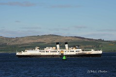 QM Returns (idmcl) Tags: clyde nikon ship mary steam queen ts firth of d5000