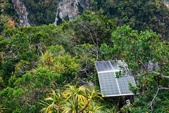 Solar panels in the mountains (Evgeny Ermakov) Tags: mountain mountains tree green ecology forest asian thailand outdoors temple solar rainforest energy asia southeastasia technology power panel outdoor battery cell solarpanel exotic jungle tropical tropic environment southeast eco climate krabi renewable photovoltaic solarcell renewableenergy solarpower solarenergy photovoltaiccell tigercave tigercavetemple solarbattery