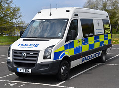 MT11BRZ (Cobalt271) Tags: mobile proud volkswagen office police northumbria to protect livery crafter cr50 mt11brz