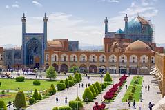 Masjed-e Shah  The Pinnacle of Safavid Architecture (T   J ) Tags: iran esfahan d750 nikon teeje nikon2470mmf28