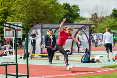 DSC_1215 (Adrian Royle) Tags: people field sport athletics jump jumping nikon track action stadium running run runners athletes sprint throw loughborough throwing loughboroughuniversity loughboroughsport
