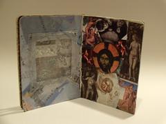 Holy Gene (ArcticCoyote) Tags: art paper bookbinding bookmaking handmadebooks