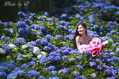 (SU QING YUAN) Tags: flower girl beautiful beauty zeiss pretty sony feamle a99 135za sonnart18135