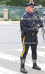 NPW '16 Thursday -- 279 (Bullneck) Tags: spring americana nationalpoliceweek cops police heroes macho toughguy federalcity washingtondc motorcops motorcyclecops motorcyclepolice uniform boots breeches biglug bullgoons motorcycle harley gun winslowtownshippolice sambrowne