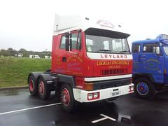 D8 DNH (quicksilver coaches) Tags: leyland roadtrain gaydon conod d8dnh e653gfl