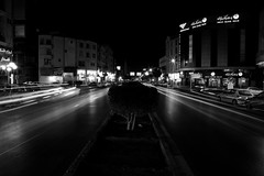 Delgosha Crossroads (G D M N) Tags: road night iran intersection crossroads ramadan   bandarabbas  hormozgan
