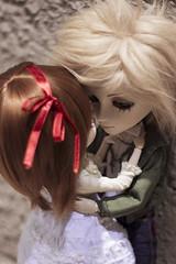 ♥ (Brie G.) Tags: pullip taeyang arion taeyangarion dolls junplanning obitsu couple love
