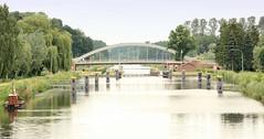 DSC_5250 (stadt + land) Tags: trave elbelbeckkanal wasserweg handelsweg salzstrase altesalzstrasse travekanal stecknitkanla