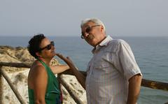 me_Jole_Scala_dei_Turchi_5133 (Manohar_Auroville) Tags: girls sea italy white beach beauty seaside rocks perspectives special scala sicily luigi dei agrigento fedele turchi scaladeiturchi manohar