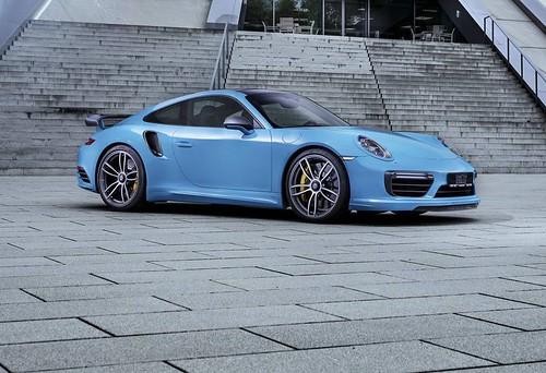 Porsche 911 Turbo S от TechArt