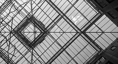 Hospital roof (Robsan2000) Tags: roof glass rijnstate arnhem hospital glas dak dach