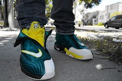 2013 Nike Sole Collector Flight The Glove (chiva1908) Tags: wdywt nike kotd unds kicks sneaker sneakers nikes creps shoes la losangeles los angeles seattle seattles chiva1908 nikon teamnikon nikond5100 d5100 solecollector sole collector sc niketalk nt garypayton gary payton gp gps garypaytons theglove thegloves