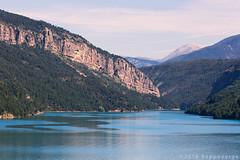 France - Lac de Castillon (beppeverge) Tags: france alps landscape alpi beppeverge