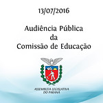 Audi�ncia P�blica - Comiss�o de Educa��o 13/07/2016
