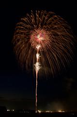 6464th Ise-Jingu Fireworks Festival (ELCAN KE-7A) Tags:  japan  mie  ise   fireworks  pentax k5s 2016