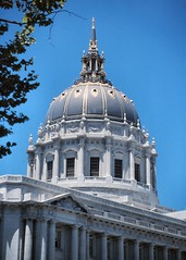 CA_San Fran_Civic_028 (TNoble2008) Tags: cupola dome 1915 1913 classicalarchitecture styleclassical styledoric stylemodernclassical architectbakewellandbrown