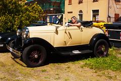 Ford A roadster (1931) (maximilian91) Tags: italy ford italia liguria oldcars vintagecars americancars forda montoggio fordaroadster