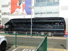 Bolton Wanderers FC Team Coach (5asideHero) Tags: coach bolton wanderers fc 74 starliner neoplan ykp ellisons
